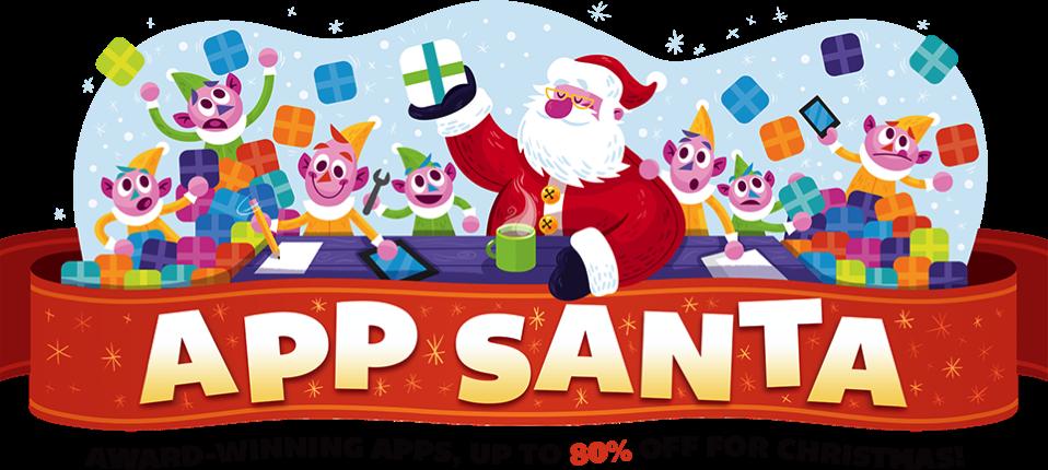 App santa 2017